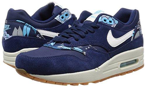 401blue Max Mujer 401 Air Print Nike Zapatillas Azul 1 blue AR8xqZ
