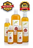 Skin Bleaching Operation - CASTOR OIL TURKEY RED NATURAL COLD PRESSED HEXANE FREE PURE VELONA (48oz)