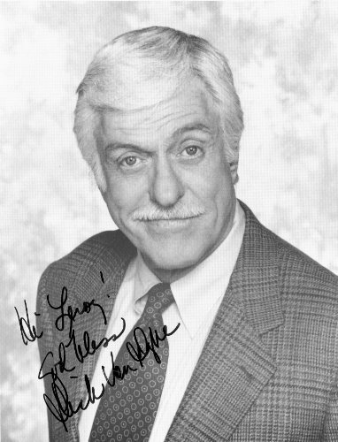 Dick Van Dyke Personalized Autographed 8x10 Photo UACC Signed]()