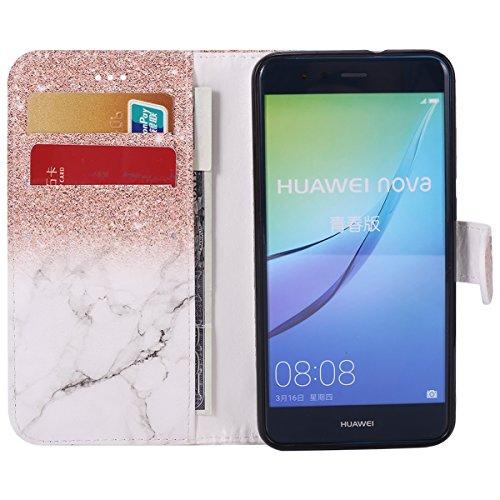 cartes papillon Huawei Motif Etui Porte Rose Choc Avec En Magnétique Mince Anti Lite Housse Cuir Ultra P10 Coque Rabat Herbests À Uwzq5Hq