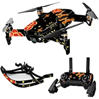 MightySkins Skin for DJI Mavic Air Drone - Flower Dream | Max Combo Protective, Durable, and Unique Vinyl Decal wrap cover | Easy To Apply, Remove, and Change Styles | Made in the USA
