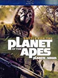 Battle for the Planet of the Apes [Blu-ray] (Bilingual)