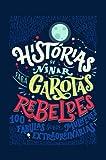 capa de Histórias de Ninar Para Garotas Rebeldes