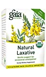 Gaia Herbs Natural laxative gentle support, 16 count, 2 pack (packaging may vary)