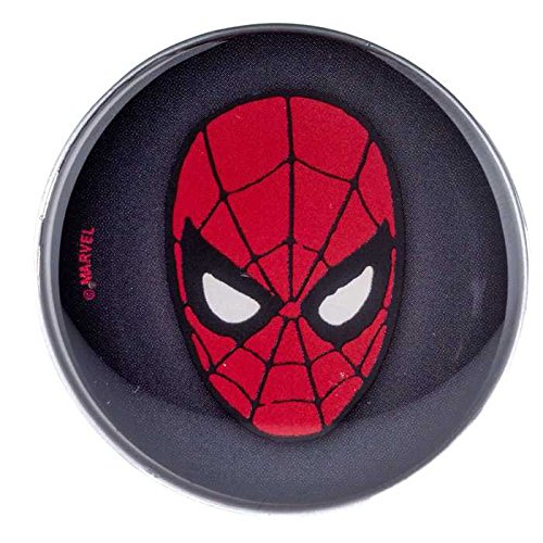 Marvel Spider-Man Metal Drawer Knob Home Decoration - Superhero Keepsake