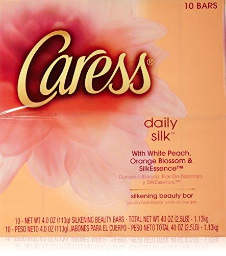 Caress Daily Silk, Daily Silk 4 oz, 10 -