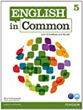 MyEnglishLab: English in Common 5 (Student Access Code Card), Maria Victoria Saumell, Sarah Louisa Birchley, 0132861585