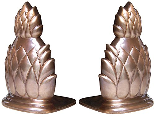 Pineapple Bookends by Inviting Home, Inc.