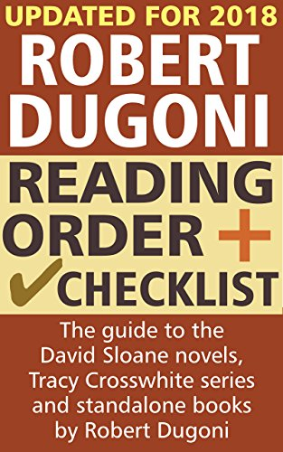 Robert Dugoni Reading Order And Checklist: The Guide