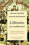 L'Histoire au conditionnel par Venayre