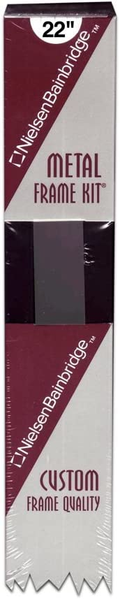B0009INFZ0 Nielsen Metal Frame Kit Accents Black 22In 51vSTYO74UL
