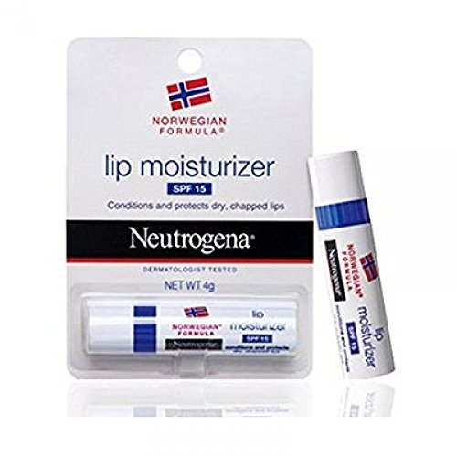 Price comparison product image Neut Lip Moist Size .15z Neutrogena Lip Moisturizer With Spf 15 .15oz