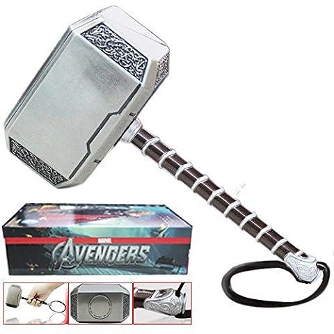Marvel's Avengers Thor Hammer 1:2 Adult Metal Prop Replica Mjolnir