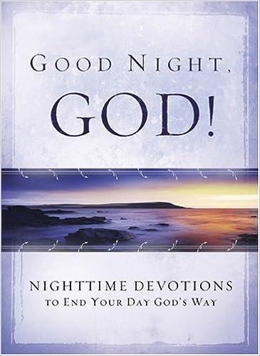 Book Good Night, God!