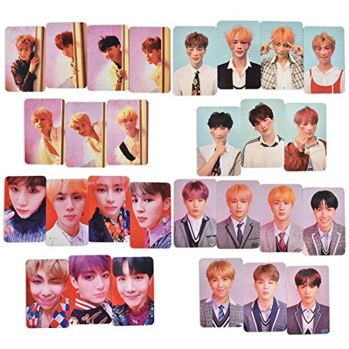 Where to find bts suga photocard love yourself?