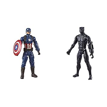 "12/"" Super Hero Avengers Action Figure Collectible Toy Model Captain America,"