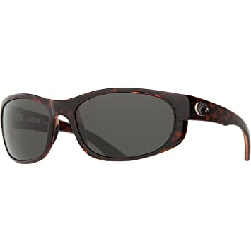 01a55adb68 Image Unavailable. Image not available for. Color  Costa Del Mar Sunglasses  - Howler- Glass   Frame  Tortoise Lens  Polarized Grey