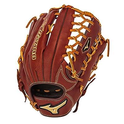 "Mizuno MVP Series GMVP1275B2 12.75"" Adult Baseball Outfielder Glove"