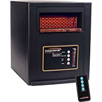 EdenPURE A5551b Trusted Comfort Heater with Solid Copper PTC and Remote
