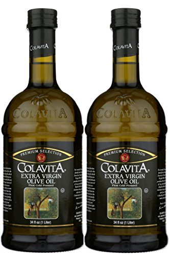 Colavita Extra Virgin Olive Oil Special, 34 Ounce (Pack of 2) (New American Olive Oil)