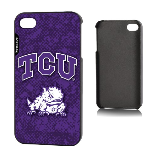 NCAA Tcu Horned Frogs iphone 4/4S Case