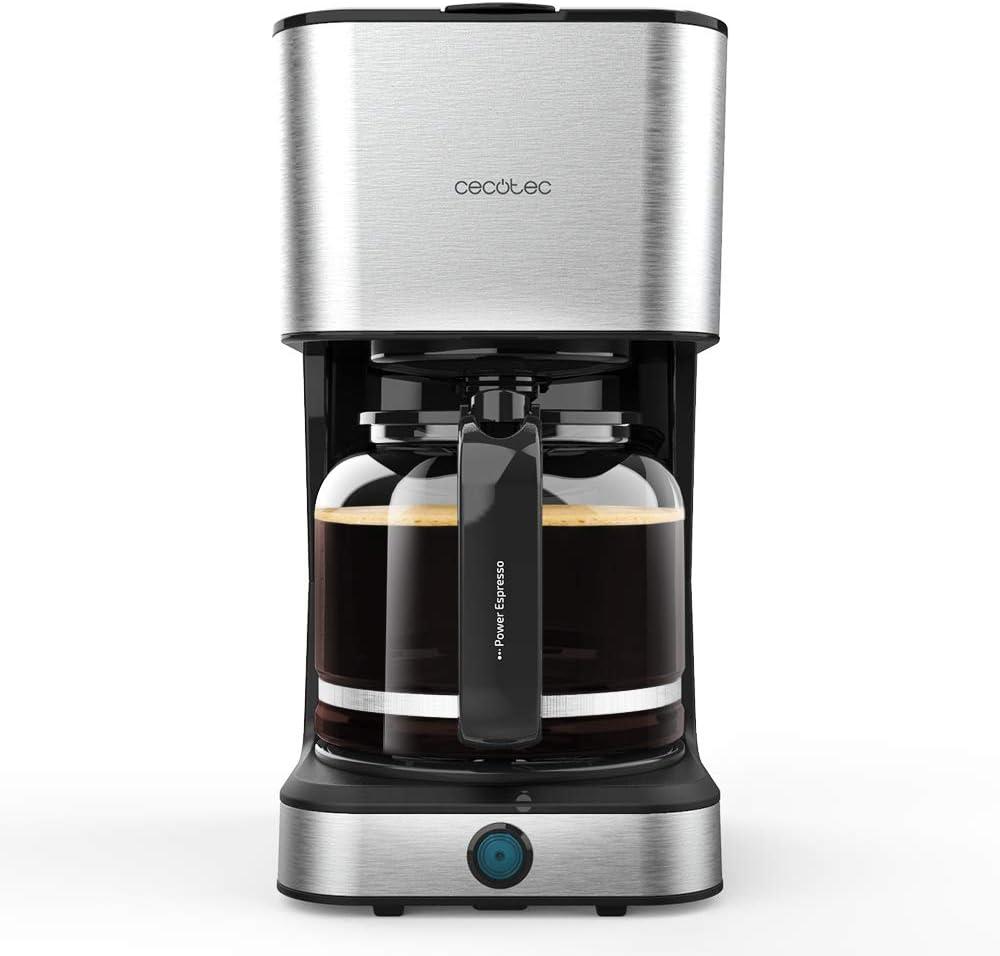 Cecotec Robot Aspirador Conga Serie 3690 Absolute + Cafetera Goteo Coffee 66 Heat: Amazon.es: Hogar