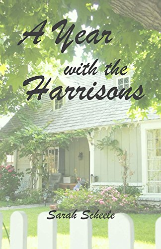 A Year with the Harrisons by [Scheele, Sarah]