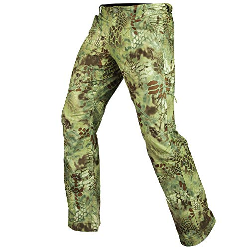 Kryptek Valhalla Camo Hunting Pant (Valhalla Collection), Mandrake, 34X32
