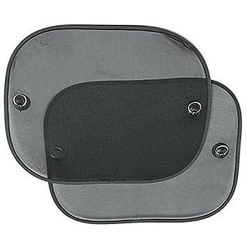 Custom Accessories 41186 Solar Shield Side Sunshade 2 Piece