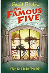Five Get into Trouble: 8 (The Famous Five Series) Paperback