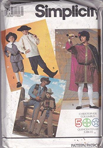 Simpl (Kids Christopher Columbus Costumes)