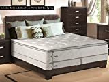 What Type of Mattress Is Best for Back Pain Greaton 10-inch Medium Plush Pillowtop Innerspring Type Mattress and 4