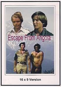 Escape From Angola: 16x9 Widescreen TV