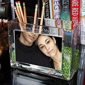 Best Seller Personalized Glass Photo Vase