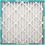 NaturalAire Pre-Pleat 40 Air Filter, MERV 8, 20 x 25 x 2-Inch, 12-Pack