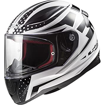 LS2-103532102M/162 : LS2-103532102M/162 : Casco integral RAPID FF353