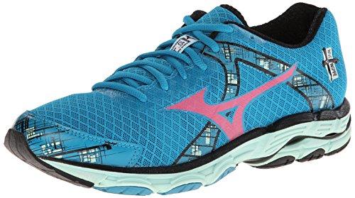 Mizuno Wave Inspire 10 Fibra sintética Zapato para Correr