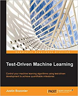 Thoughtful Machine Learning A Test-driven Approach Pdf