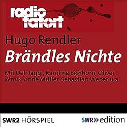 Brändles Nichte (Radio Tatort: SWR)