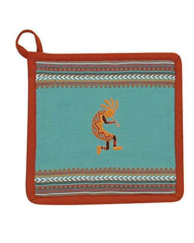 Kay Dee Designs V4182 Southwest Kokopelli Embroidered Potholder by Kay Dee