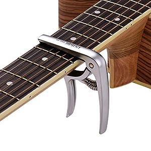 Sangmei-Portable-Guitar-Capo-Zinc-Alloy-Capo-Tone-Variation-Clip-Ergonomic-Design-for-Classical-Guitars-Silver-Color