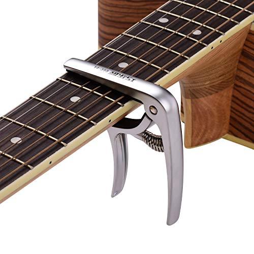 Portable-Guitar-Capo-Zinc-Alloy-Capo-Tone-Variation-Clip-Ergonomic-Design-for-Classical-Guitars-Silver-Color