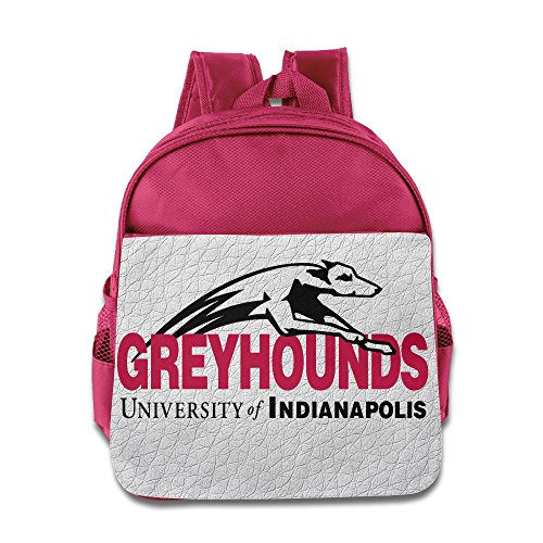 NCAA University Of Indianapolis UIndy Greyhounds Toddler Children School Bags (Stanton Laptop Bag)