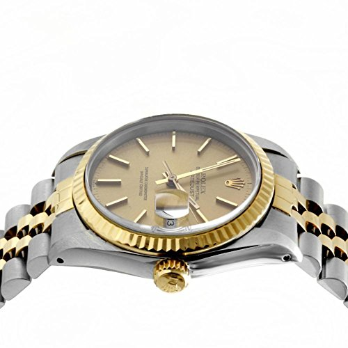 Rolex Datejust swiss-automatic mens Watch 16013 (Certified Pre-owned) by Rolex (Image #1)