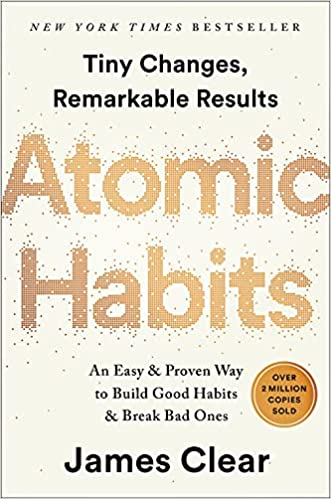 Cover picture of Atomic Habits