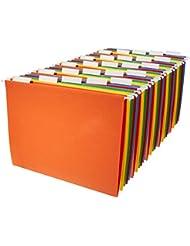 AmazonBasics Hanging File Folders - Letter Size (25 Pack) - A...
