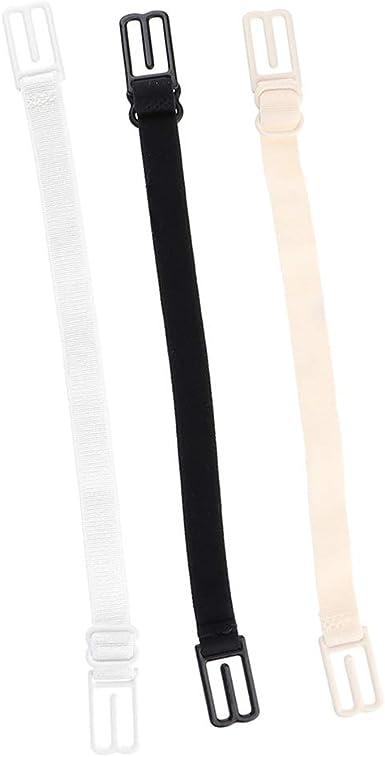 2//3 x Breast Straps Clips Rope Back Strap Holder for Women Non-Slip Bra Form R*T