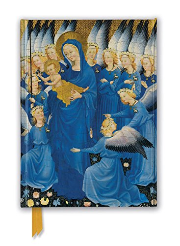 National Gallery: Wilton Diptych (Foiled Journal) (Flame Tree Notebooks)