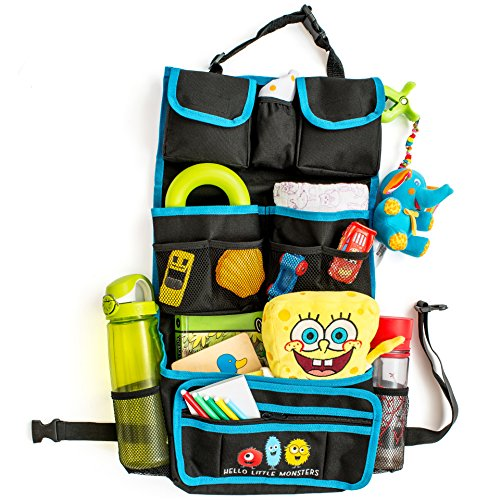 Backseat Organizer Hello Little Monsters product image