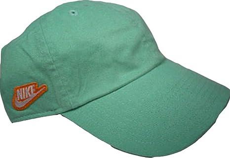 Nike Gorra con Logotipo Verde 216256 365 Unisex niño Talla One ...